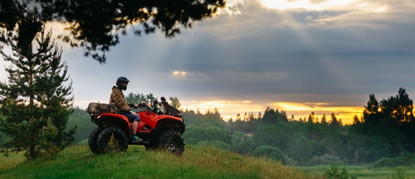 Hit the Trails with Your ATV (thanks to LOSB)
