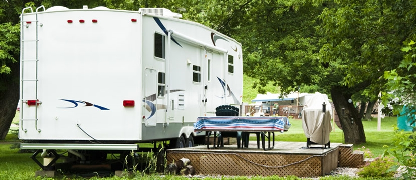 Explore the Open Road (and Northern Michigan Campgrounds) by RV